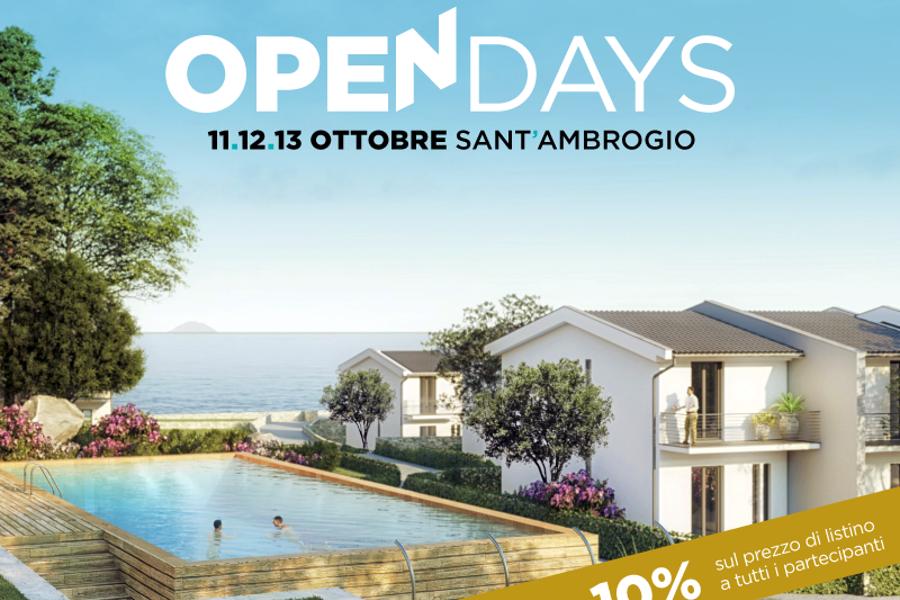 Open Days: porte aperte e uno sconto del 10% ai partecipanti